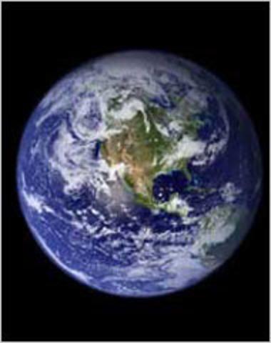(2.2 BYA) Earths Appearence