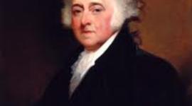 John Adams  timeline