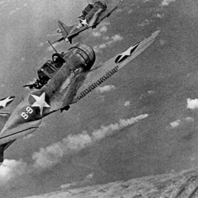 Battle of Midway  Failure timeline