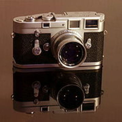 History of Camera(Cui Hao Gentry) timeline