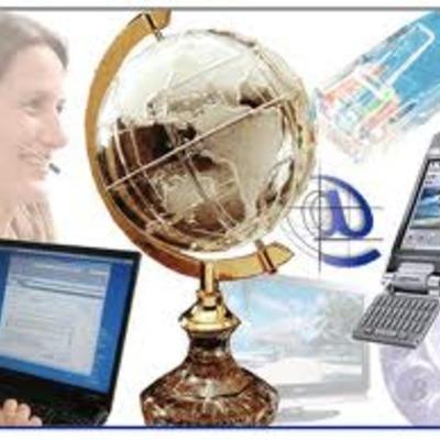 Hitos tecnologicos en Colombia timeline