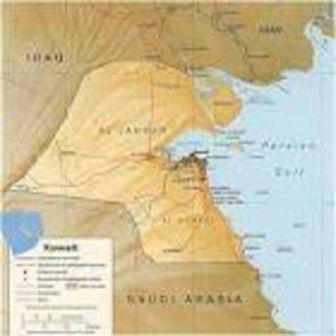 Kuwait: Anexión