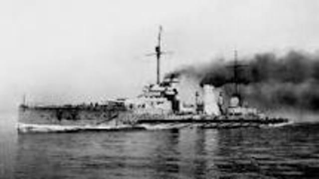 Bloqueo Naval