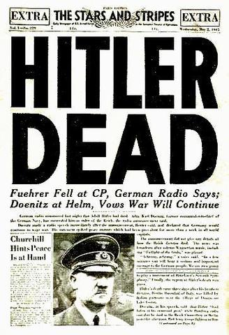 Hitler Killed