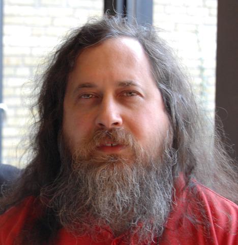 Richard Stallman lanza la idea del programa GNU pero le falta un nucleo para terminarlo
