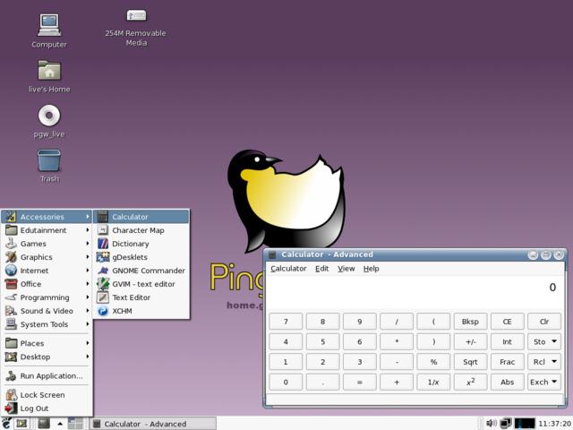 Linux versión 1.0