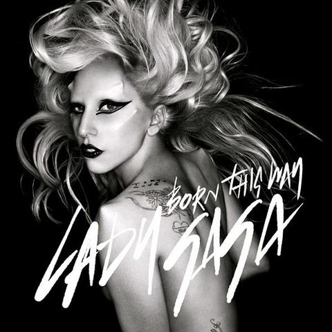Lady Gaga releases third album Born This Way