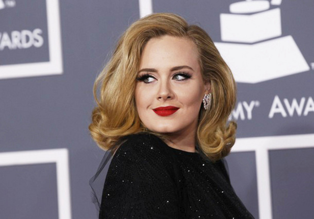 "Adele releases ""Hometown Glory"""