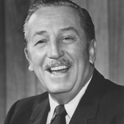 The Life of Walt Disney timeline