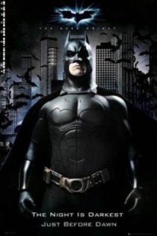 Место 4 – «Темный рыцарь» (The Dark Knight, 2008, Кристофер Нолан)