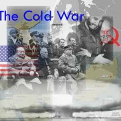 """The """"Cold"""" War timeline"""