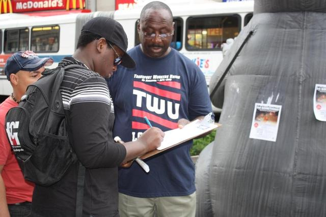 Rat Campaign Visits 149th & 3rd Ave Again!