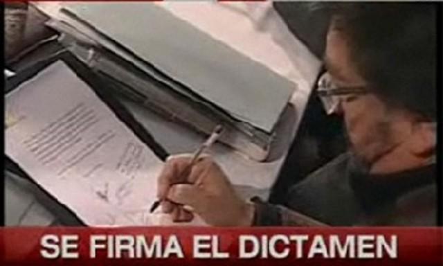 Se firmó el dictamen de Ley de Radiodifusión y el proyecto será votado el viernes próximo