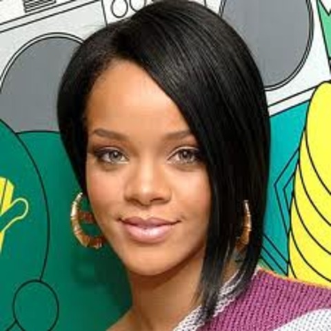 Rihanna moved to New York to persue her singing career