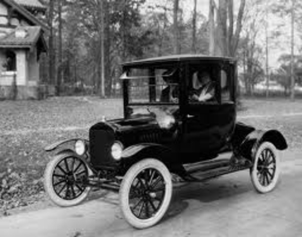 First Ever Ford