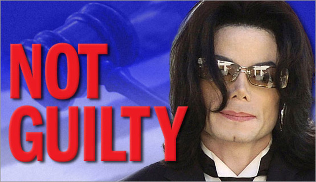 The jury finds Jackson not guilty.