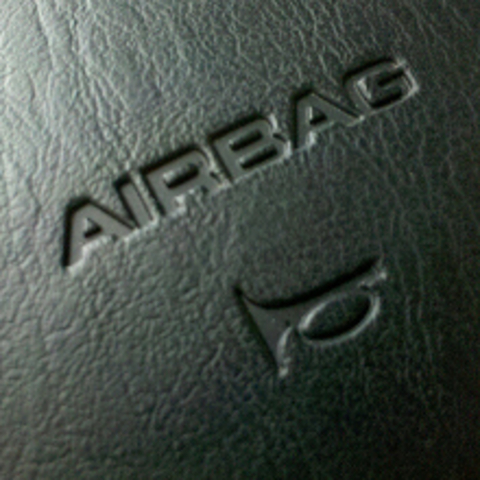 airbag as standard equipment