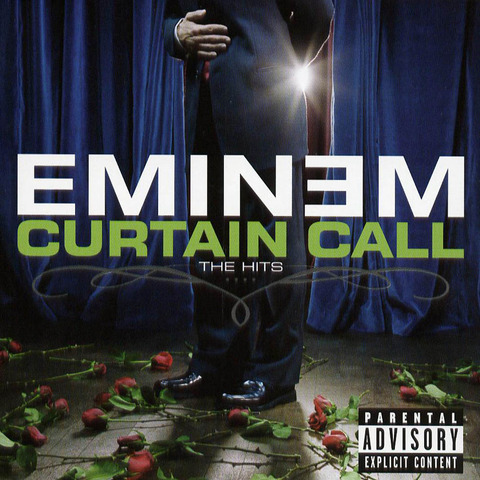 Eminem release Curtain Call album