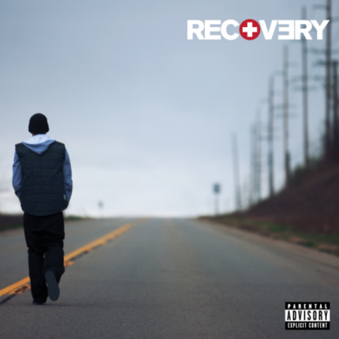 Eminem releases seventh album Recovery.