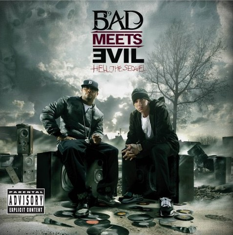 "Eminem and Royce da 5""9 release album together."