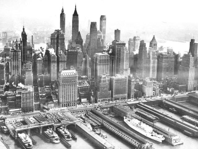Firm's Headquarters move to New York City