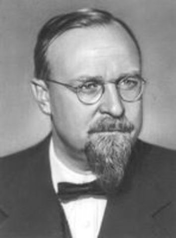 Oparin's hypothesis