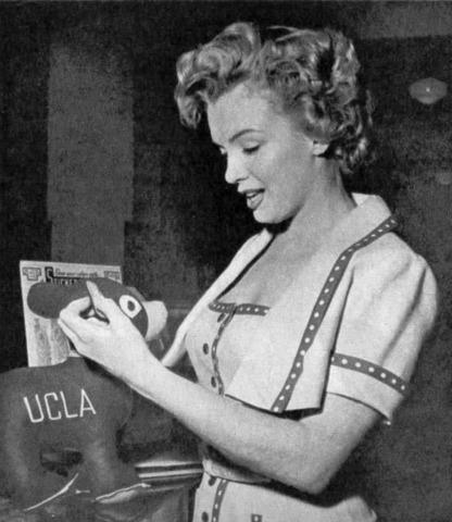 Marilyn Monroe y la actuación
