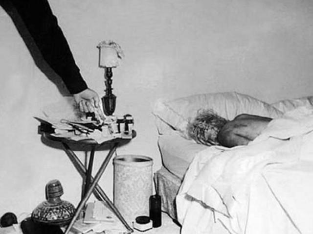 Muerte de Marilyn Monroe