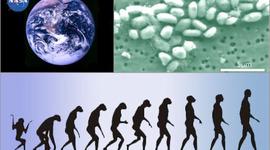 jordens utveckling timeline
