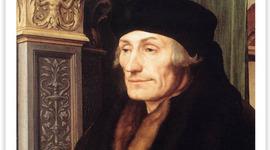 Erasmo da Rotterdam nasce a Rotterdam nel 1466 e muore a Basilea il 12 Luglio 1536 timeline
