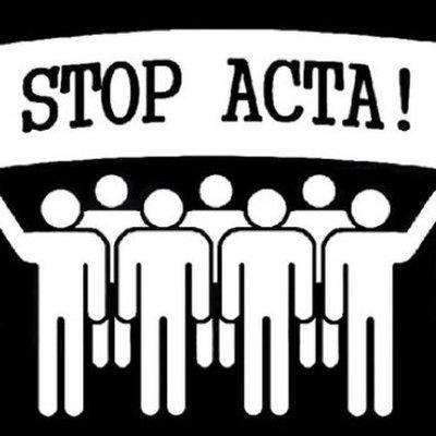 STOP ACTA timeline