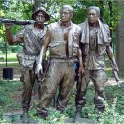 Vietnam War Memorial  timeline