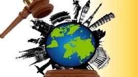 Legislación del Turismo en México y el Mundo timeline
