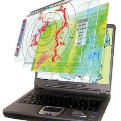 Cartografia Digital : Computadores e Softwares timeline