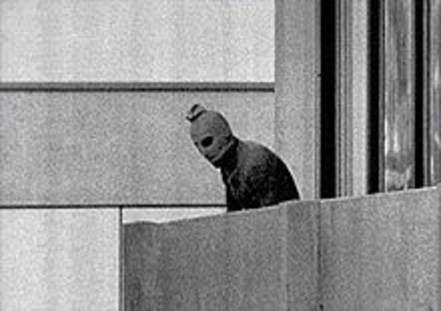 Munich Olympic Games Massacre