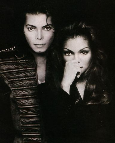 Micheal and Janet