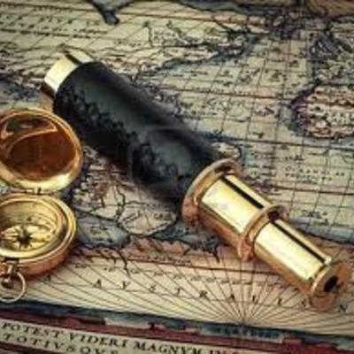 Les Explorateur timeline
