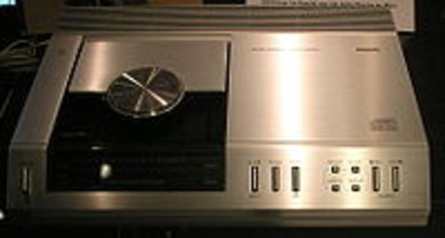 First CD Player