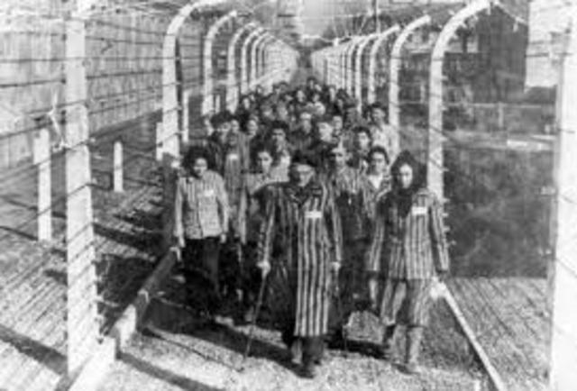 Holocaust Ends