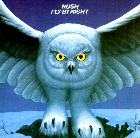 Neil Peart: First Rush Recording
