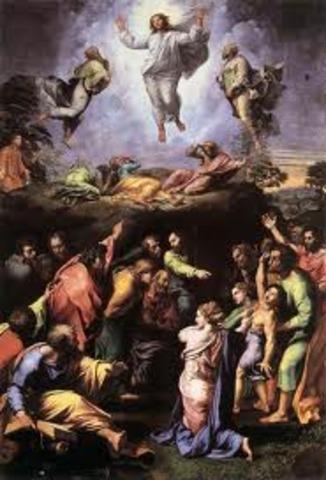 Raphael Dies
