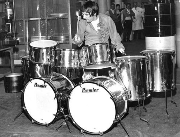 Keith Moon: Passing Out