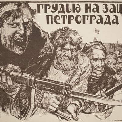 La Revolució Soviètica timeline
