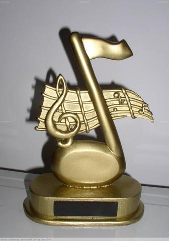 Mi primer premio musical