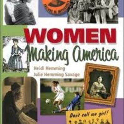 Women influencing America timeline