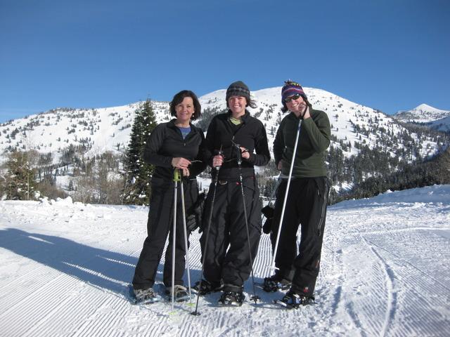 Skiing at Grand Targhee Resort