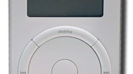 The History of the iPod timeline