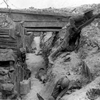 De eerste wereldoorlog timeline