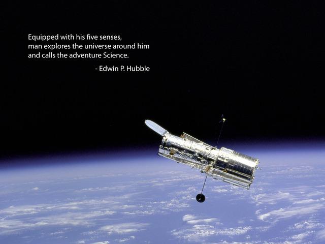 magazine cover hubble telescope - photo #28
