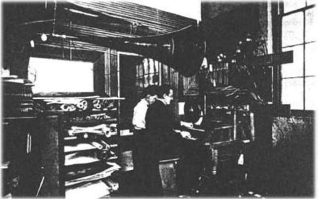 Dynamophon o Telharmonium
